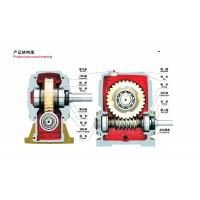 Buy cheap worm speed reducer gearbox for trowelling machine from wholesalers
