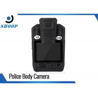 "Buy cheap 2.0"" LCD Small Police Officers Wearing Body Cameras 1296P Motion Detection product"