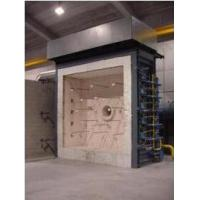 Buy cheap EN1363 Durable Flammability Testing Equipment / Building Component Fire Test Vertical Furnace from wholesalers
