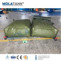 Buy cheap Molatank Hot Sale 100L - 10000L Soft Foldable TPU PVC Water Bladder Storage Tanks, irrigation, firefighting from wholesalers