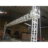 Goal Post Truss Aluminum / Global Truss Goal Post Outdoor for Lights Speakers