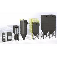 Buy cheap Iron Works Industrial Dust Collector High Performance  AAF Cartridge Donaldson DFT Series from wholesalers
