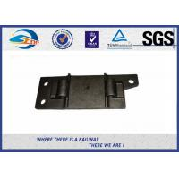 Buy cheap Cast Iron Base Plate QT400-15 Plain Railway Tie Plate Fastener Components from wholesalers