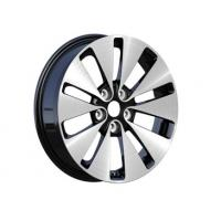 Buy cheap Lightweight Aluminum 17 Inch Alloy Wheels 5 Hole With Full Painted from wholesalers