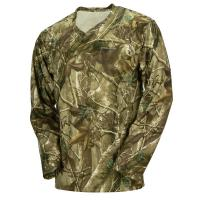 Buy cheap Hunting Camo Long Sleeve Camouflage T Shirt 100% Poly With Wicking Function product