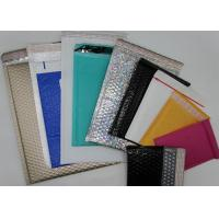 Buy cheap A4 Size Shipping Bubble Mailers , Metallic Bubble Mailer Packing Envelopes For Clothing from wholesalers