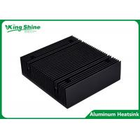Buy cheap Aluminium Extrusion Extruded Heatsink 50w-150w With Pre-Drilled Holes Diy Led Lamps from wholesalers