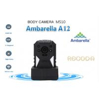Buy cheap Police Wearable 4G Body Camera Night Vision Camera With WIFI GPS from wholesalers