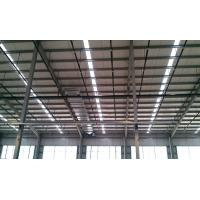 Buy cheap X Brace Steel Structure Warehouse , Q235 Steel Space Frame from wholesalers