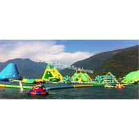 Buy cheap inflatable water park , giant inflatable water park ,water park design build from wholesalers