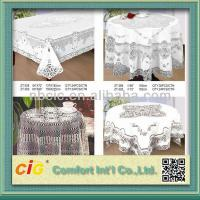 Buy cheap Supplier Pool Table Cloth PVC Table Cloths  For Home / Hotel / Picnic / Restaurant from wholesalers