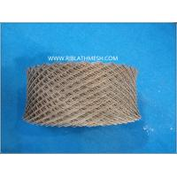 Buy cheap Brickwork Masonry Wire Mesh Galvanized / Stainless Steel Metal Lath For Plaster product