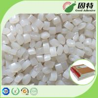 Buy cheap Spine paper Hot Melt Binding Glue Pellets With Paper Bag Package for bookbinding from wholesalers