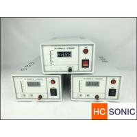 Buy cheap 50 khz Lightweight Ultrasonic Power Supply 100W ~ 2000W For Ultrasonic Spray from wholesalers