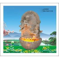 Buy cheap home and house decoration,polyresin fountain from wholesalers