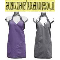 Buy cheap Funny Shoulder / Waist Belt Ventilate Cotton Womens Kitchen Aprons For Cooking from wholesalers