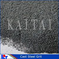 Buy cheap Cast Steel Grit G120 from wholesalers