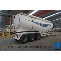 Buy cheap 60T Bulk Fly Ash Trailer for sale   | Titan Veihicle from wholesalers