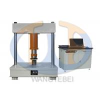 China Computer control manhole cover and manhole tops compression testing machine 600KN 1000KN 1500KN on sale