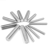 Buy cheap ASTM Fully Threaded Rod 3/8 1/2 1 Meter Plain Color For Metal Building from wholesalers