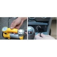 Buy cheap Convenient vehicular air pump from wholesalers