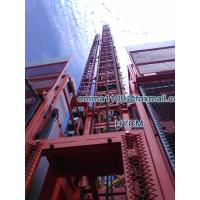 Buy cheap Customized 500kg Passenger Hoist Elevator SC50 Inside Tower Cranes Mast Section from wholesalers