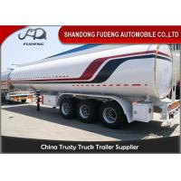 Buy cheap 20000 to 60000 Liters Petrol Diesel Crude Oil tanker trailers / Semi Trailer Truck 1 to 9 compartments from wholesalers