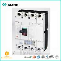 Buy cheap Electrical moulded case circuit breaker current 100A~630A adjustable high breaking capacity product