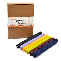 Buy cheap Rolled Beeswax Candles Homemade from wholesalers