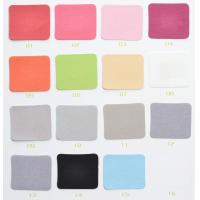 Buy cheap High quality PU leather for phone case color chang after hot stamp from wholesalers