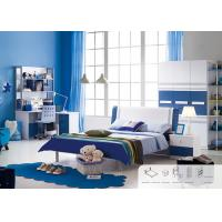 Buy cheap Italy Design Teenager Bedroom Furniture with Melamine / Lacquer Painting from wholesalers