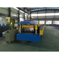 Buy cheap 30 Stations Gi Sheet Metal Roll Forming Machines With 10T Hydraulic Decoiler from wholesalers