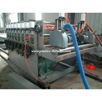 Buy cheap Construction PVC Foam Board Machine Plastic Extruder Machinery 1220mm Width from wholesalers
