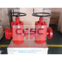 Buy cheap Gate valve - API 6A Gate valve - API 6A Manual Gate Valve - Manual Gate Valve from wholesalers