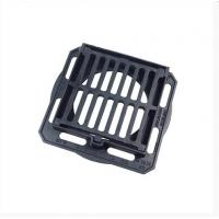 Buy cheap Anti-theft Hinged Gully Grid Cover 280mm for Inspection Chamber - B125 Load Class from wholesalers