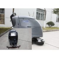Buy cheap Manual Commercial Floor Cleaning Equipment Dual Brush 13 Inch Technological from wholesalers