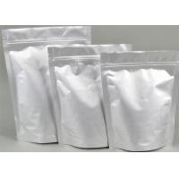 Buy cheap Dry Food Stand Up Ziplock Aluminum Foil Bags For Grilling 120 Microns from wholesalers