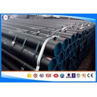 China Steel Line Pipe Seamless Carbon Steel Pipes & Tubes API 5L Grade B Mill Test Certificate on sale