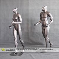 Buy cheap Fashion designer athletic mannequins for display product