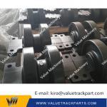 Buy cheap Superior Material Black Link belt LS218H Track Roller  Bottom Roller Lower Roller from wholesalers