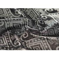 Buy cheap Advanced Woven Fabric Recycled 50% Polyester With Non Woven fabric Backing Mattress Jacquard Fabric from wholesalers