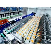 Buy cheap PE Bottle Small Scale Yogurt Processing Equipment Full / Semi Auto Operation from wholesalers