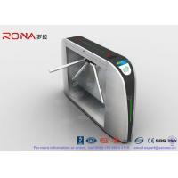 Buy cheap Enhance Control Waist High Turnstiles 500mm Arm Length Intelligent Transportation System product