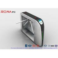 Buy cheap Enhance Control Waist High Turnstiles 500mm Arm Length Intelligent Transportation System product