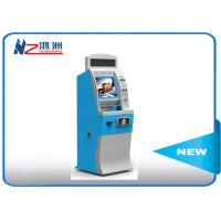 Buy cheap Smart check in machine airport H178 / V178 Viewing Angle with barcode scanner from wholesalers