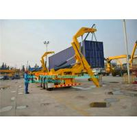 Buy cheap 37000kg Lifting Capacity Port Handling EquipmentsSide Lift Container Truck product