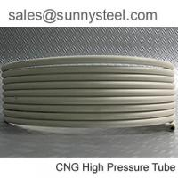 Buy cheap CNG High Pressure Tube from wholesalers