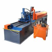 Buy cheap Easy Operate Metal Stud And Track Roll Forming Machine For Multi Profiles 30-40m/Min from wholesalers