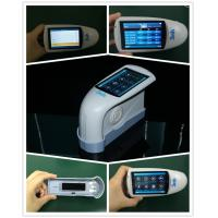 Touch screen Multi-angle NHG268 Precise Gloss Meter with 20/60/85 degree 2000gu for ceramic floor tile