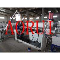 Buy cheap LDPE Film Plastic Granules Machine , Water Ring Cold Cutting Granulate Extruder from wholesalers